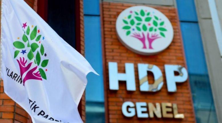 Yargıtay Başsavcılığı, Anayasa Mahkemesi'ne yeni HDP iddianamesini gönderdi