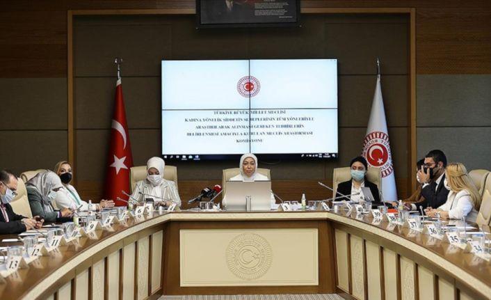HDP de çekildi: Kadına Şiddet Komisyonu Cumhur İttifakı'na kaldı