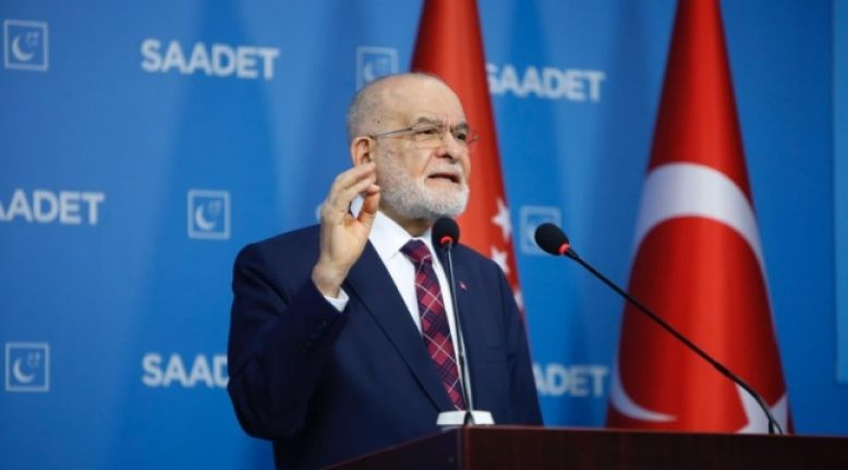 Saadet Partisi'nden 'Temel Karamollaoğlu istifa edecek' iddiasına yalanlama