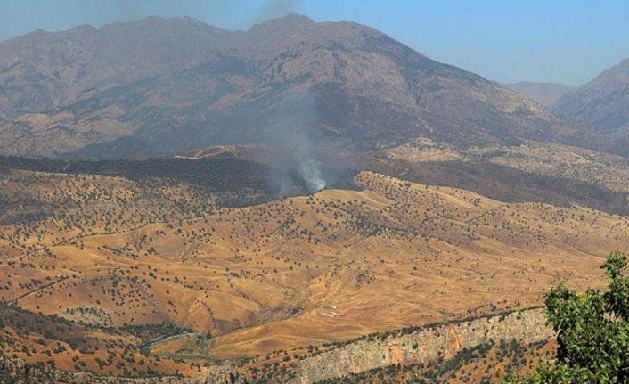 Yüksekova'da patlama
