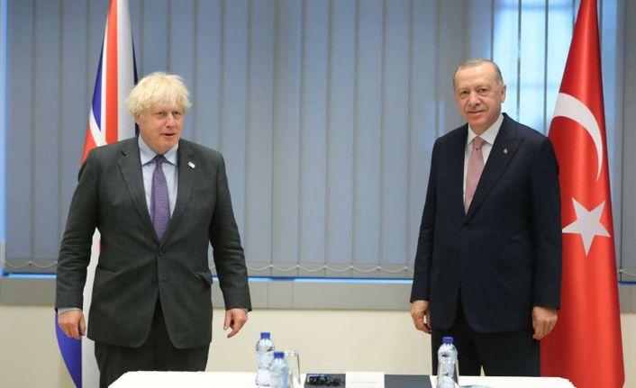 Cumhurbaşkanı Erdoğan, Boris Johnson ve Charles Michel'le Afganistan'ı görüştü