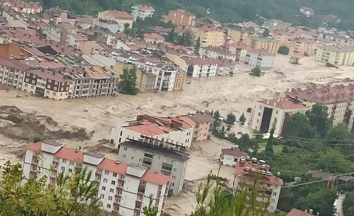 AFAD: Kastamonu'da sel sularına kapılan 4 kişi hayatını kaybetti