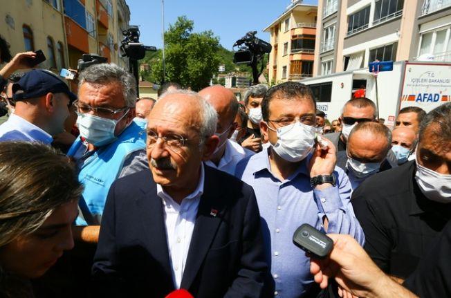 Kılıçdaroğlu: Dere kenarlarında yapılaşmaya izin vermememiz lazım