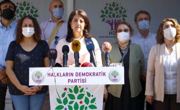Pervin Buldan, Hakkari ve Yüksekova'da Esnaf buluşmasına katılacak