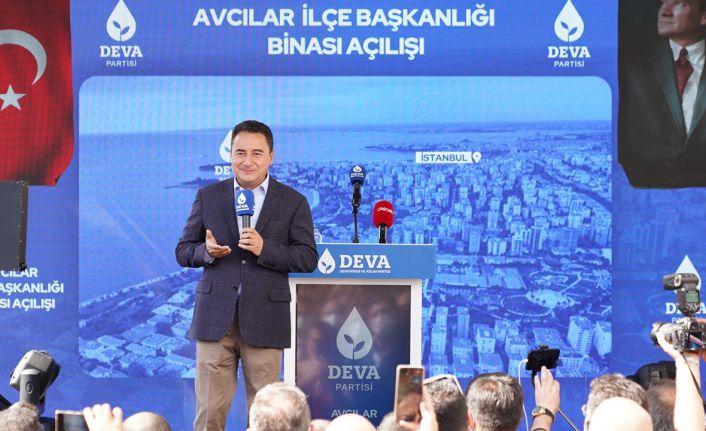 Babacan'dan geçiş dönemi mesajı: Türkiye'yi, öfkeye teslim etmeyeceğiz