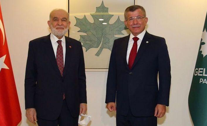 Karamollaoğlu'ndan Akşener'in önerisine destek: Tek aday daha isabetli olur