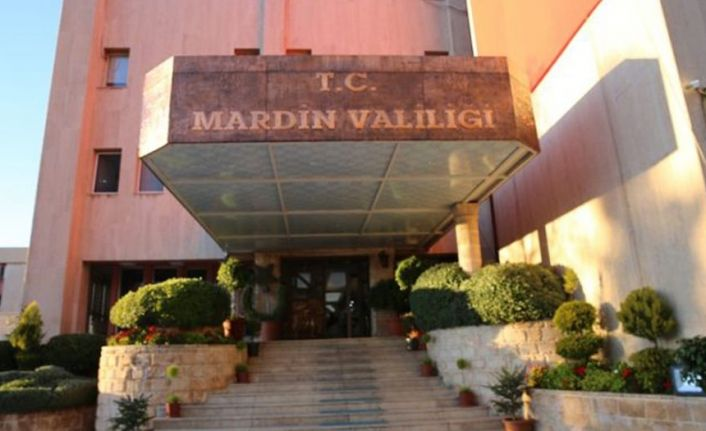 Mardin Valiliği sokağa çıkmak yasağı ilan etti