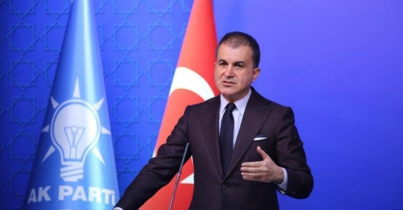 Ömer Çelik: Türkiye'nin tek bir mülteci daha alacak kapasitesi yok