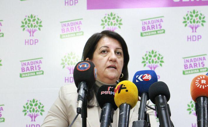 Pervin Buldan: CHP'nin çıkışı daha da cesaretlendirilmeli