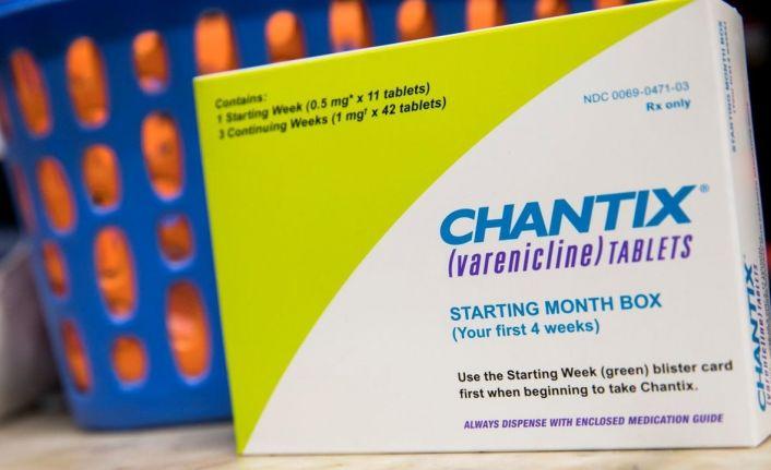 Pfizer, sigara bırakma ilacı Chantix'i kanserojen madde nedeniyle toplatıyor