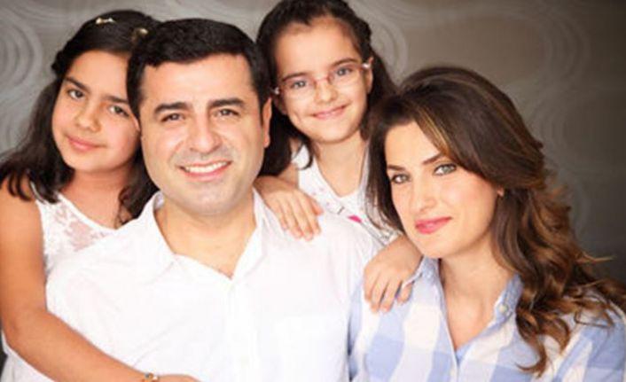 Başak Demirtaş: Kızlarımız babalarına 19 aydır sarılamadı