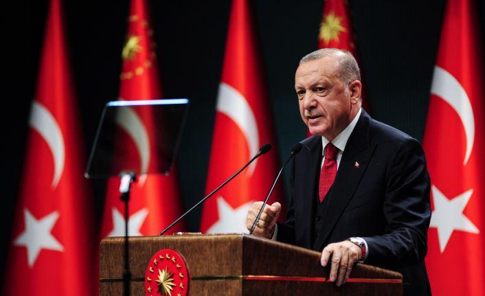 Erdoğan, Afganistan göçü için G20 bünyesinde çalışma grubu önerdi
