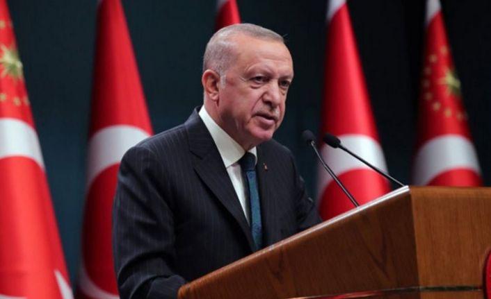 Erdoğan: İklim ve göç konusunda başkanlıklar kuruyoruz