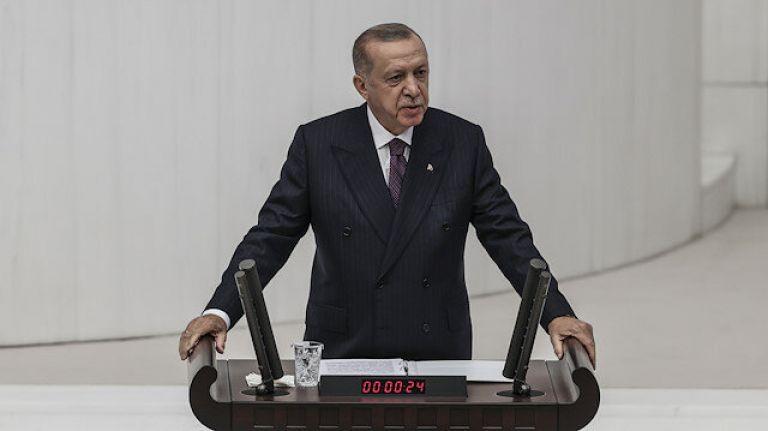 Erdoğan: Kürt sorunu denilen meseleyi biz çözdük