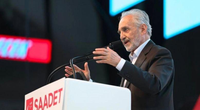 Saadet Partisi Yüksek İstişare Kurulu Başkanı Oğuzhan Asiltürk vefat etti