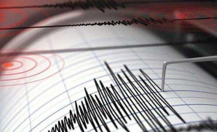 Van'da üç dakika arayla iki deprem