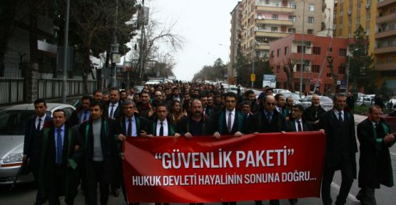 21 barodan AKP'ye 'tasarıyı geri çek' çağrısı
