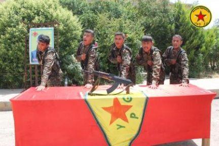 23 ciwanên Ereb beşdarî nava YPG'ê bûn