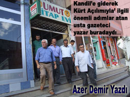 Kandil Ankara Güneydoğu Şemdinli