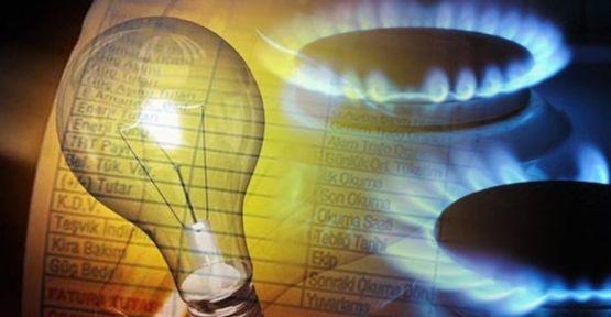 2 yılda 20 milyon abonenin elektrik ve gazı kesildi