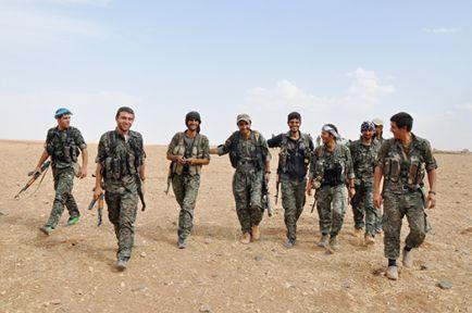 3 YPG savaşcısının kimliği açıklandı