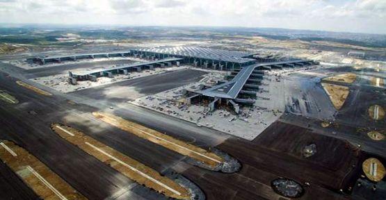 3'üncü havalimanı 31 Aralık 2018'de açılacak
