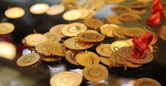 40 liraya çeyrek altın!