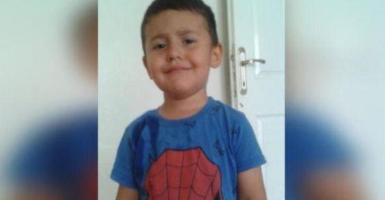 4 yaşındaki Miraç Çiçek beş gündür kayıp