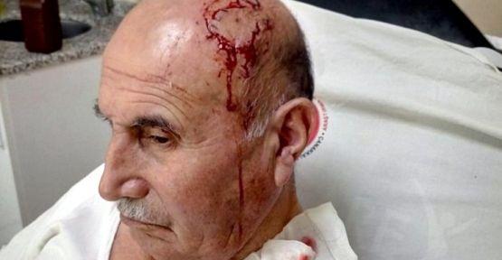74 yaşındaki Yaşlı, Kürtçe konuştuğu için saldırıya uğradı