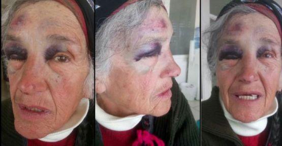 75 yaşındaki Perihan Pulat'ı darp eden polise 3 bin lira para cezası