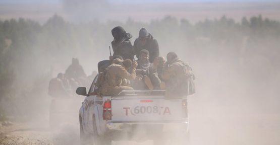 ABD: Demokratik Suriye Güçleri Menbic'e ilerliyor