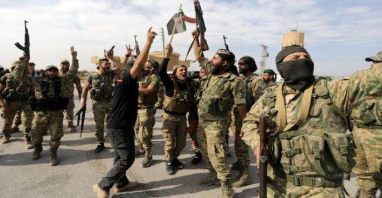 ABD doğruladı: Türkiye destekli güçler Amerikan konvoyuna ateş açtı