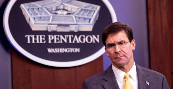 ABD Savunma Bakanı Esper: Biz ve müttefiklerimize göre YPG bir terör örgütü değil