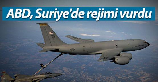 ABD Suriye'yi Vurdu! Operasyona İngiltere ve Fransa da Katıldı