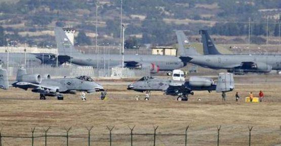 ABD Türkiye'deki üslerde inşaat yapacak