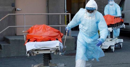 ABD'de virüsten ölenlerin sayısı 40 bine dayandı