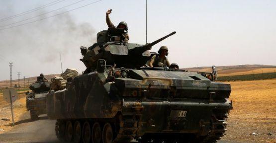 ABD'den Erdoğan'a yanıt: Fırat'ın doğusuna operasyon kabul edilemez