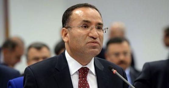 Adalet Bakanı Bozdağ: 6 bin civarında gözaltı var