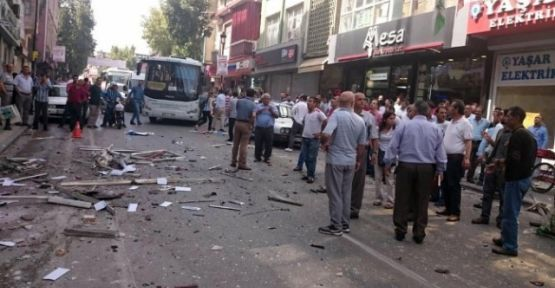 Adana'da HDP'liler ifade verdi