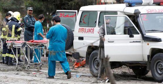 Afganistan'da bombalı araçla saldırı: 15 ölü, 66 yaralı