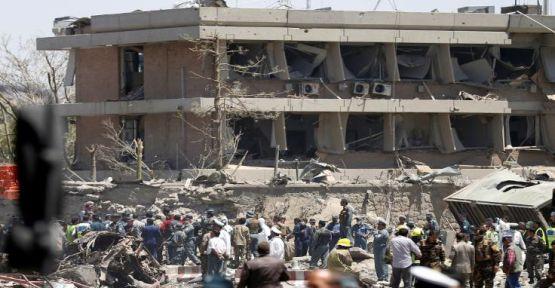 Afganistan'da büyük patlama: En az 80 ölü