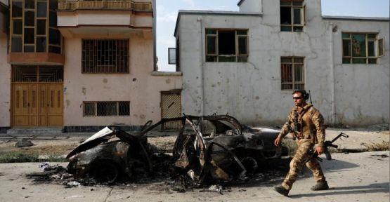 Afganistan'da cumhurbaşkanının mitingine bombalı saldırı: 24 ölü, 31 yaralı
