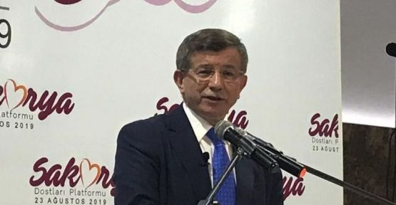 Ahmet Davutoğlu, AK Parti'den ihraç talebiyle disipline sevk edildi