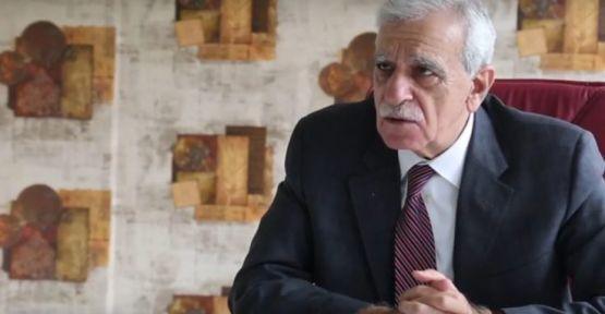 Ahmet Türk'ün makalesi Washington Post'da yayımlandı