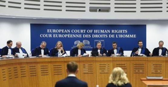 AİHM hakim ve savcılar için Türkiye'den savunma istedi