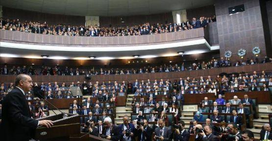 AK Parti Grup Başkanvekilleri değişmedi
