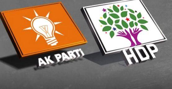 AK Parti ve HDP için kritik hafta