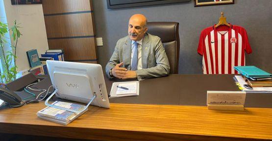 AK Partili Ziver Özdemir virüse yakalandı