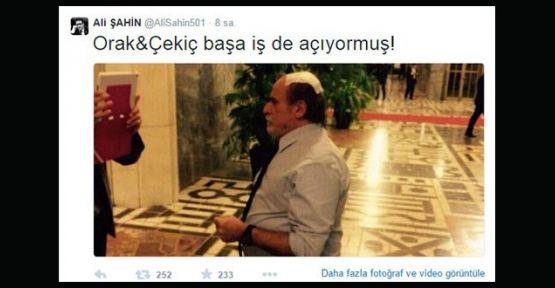 AKP'li vekilden yaralı Kürkçü için 'orak-çekiç'li paylaşım