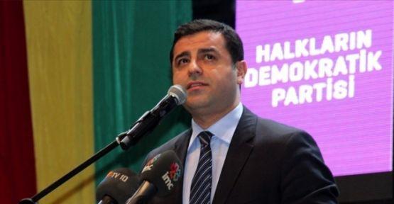 AKPM'den Demirtaş çağrısı